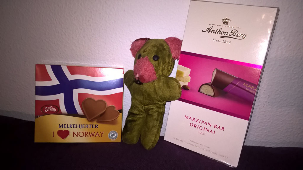 Norwegian Chocolates